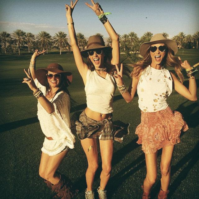 2014 Coachella - Best celebrity outfits  2014 Coachella – Best celebrity outfits 2014 coachella celebrities outfits alessandra ambrosio 2
