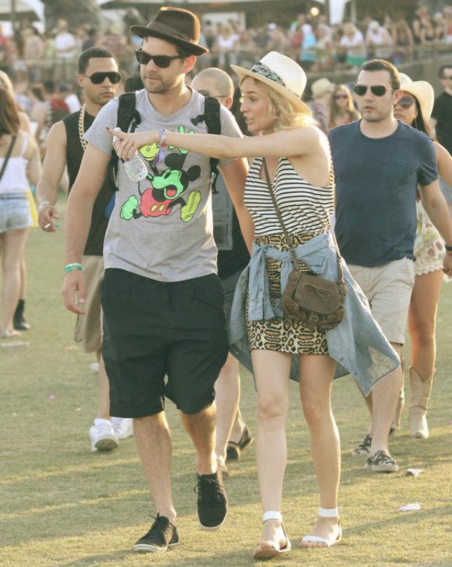 2014 Coachella - Best celebrity outfits  2014 Coachella – Best celebrity outfits 2014 coachella celebrities outfits joshua jackson diane kruger