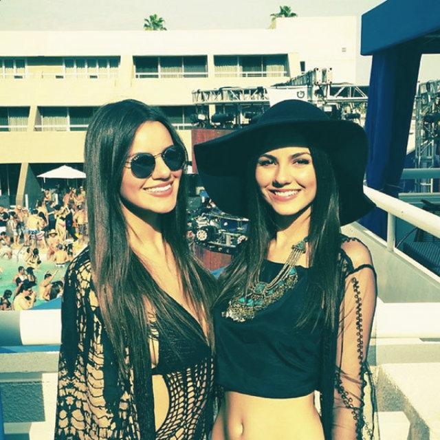 2014 Coachella - Best celebrity outfits  2014 Coachella – Best celebrity outfits 2014 coachella celebrities outfits victoria justice