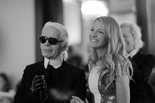 Karl Lagerfeld — the face behind Chanel