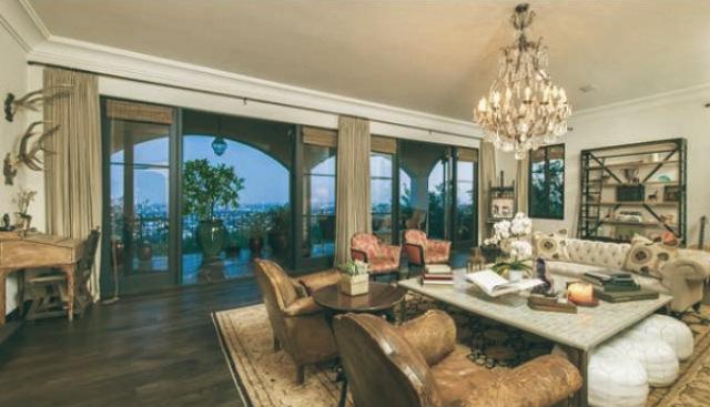 Most Famous Celebrity Homes — Megan Fox's Los Angeles Home