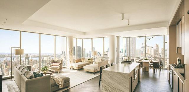 Tom Brady And Gisele Bundchen S Condo In New York ⋆ Terez