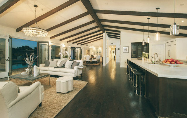 Mila Kunis House  Mila Kunis Los Angeles House Image00012
