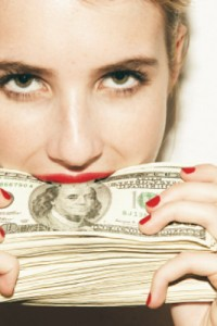 Emma Roberts: Hollywood Hills Home