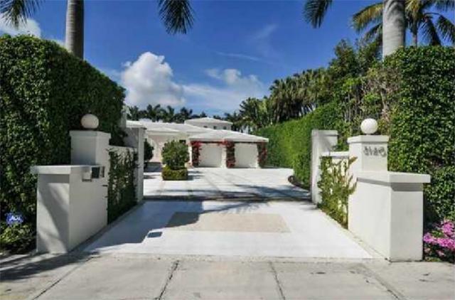 shakira-miami-mansion-entrance  Celebrity Homes —Shakira Luxury Mansion in Miami Beach shakira miami mansion entrance