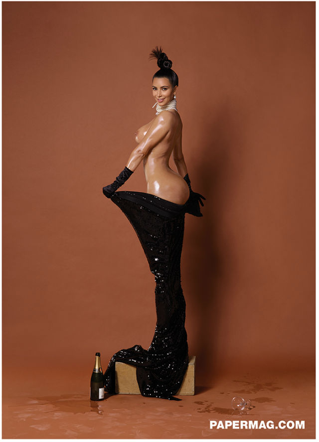 Kim Kardashian Naked Front Nude Paper Magazine Butt Winter Cover (4)  NO FILTER: AN AFTERNOON WITH KIM KARDASHIAN Kim Kardashian Naked Front Nude Paper Magazine Butt Winter Cover 4