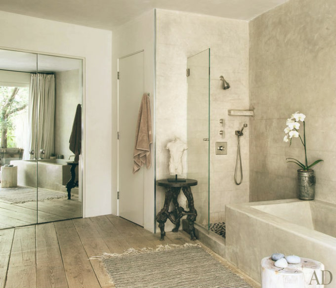 Celebrity Homes Patrick Dempseybuy New La Home Before Divorce