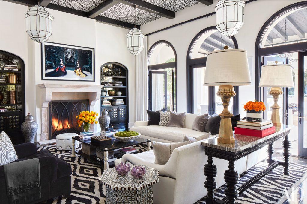 Celebrity homes khlo and kourtney kardashian dream homes for Celebrity house decor