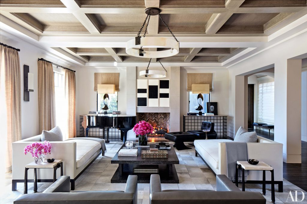 Celebrity Homes Khloe And Kourtney Kardashian Dream In California 4
